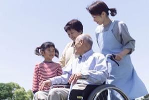 特殊老人护理