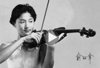 蝶舞琴弦,听听小提琴版的《梁祝》