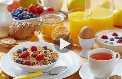 早餐暖身散寒,暖暖的一天从清晨开始